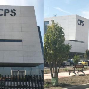 Letras Corporeas Aluminio Lacado para CPS