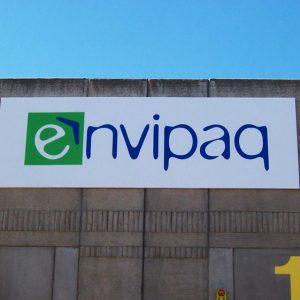 Lona Impresa para Envipaq