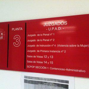 Directorio Recto para Juzgados de León